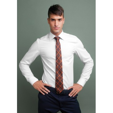 Camisa ML slim fit