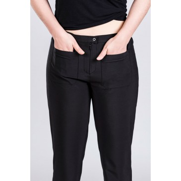 Pantalon mujer elástico