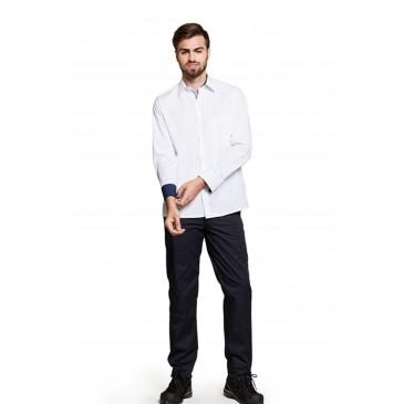Camisa hombre combinada