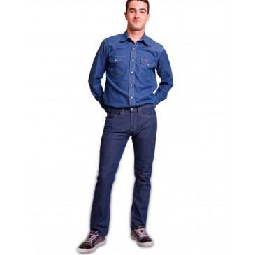 Pantalón hombre vaquero verano