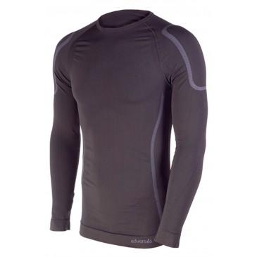 Camiseta térmica de cuello caja