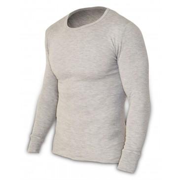 Camiseta interior  térmica de cuello caja