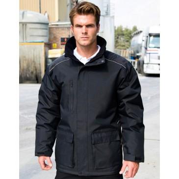 Chaqueta larga hombre Work-Guard Vostex Long Coat