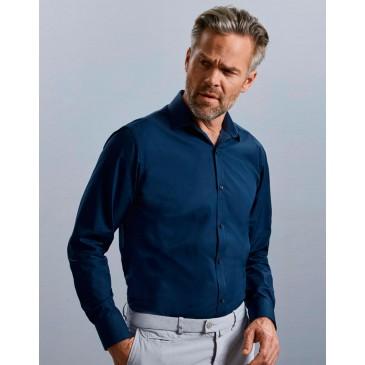 Camisa ajustada manga larga Ultimate hombre