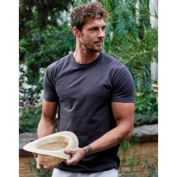 Camiseta básica hombre