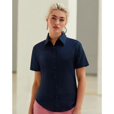 Camisa Oxford mujer