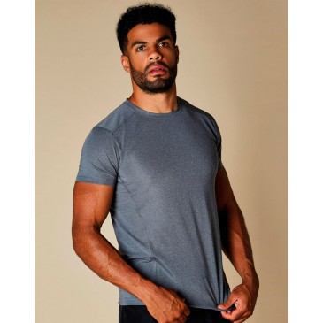 Camiseta compact stretch Fashion Fit