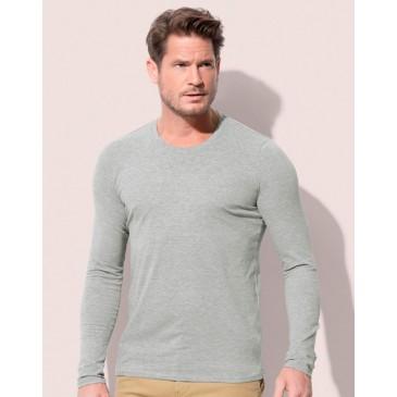 Camiseta Clive manga larga